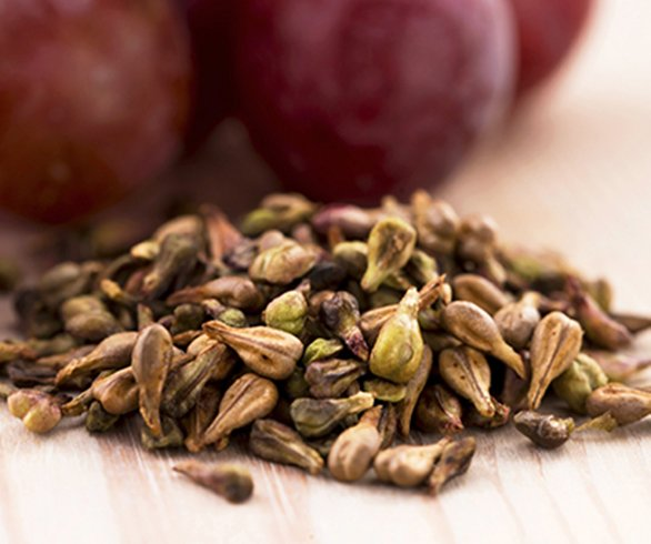 Take care of your skin with grapeseed oil