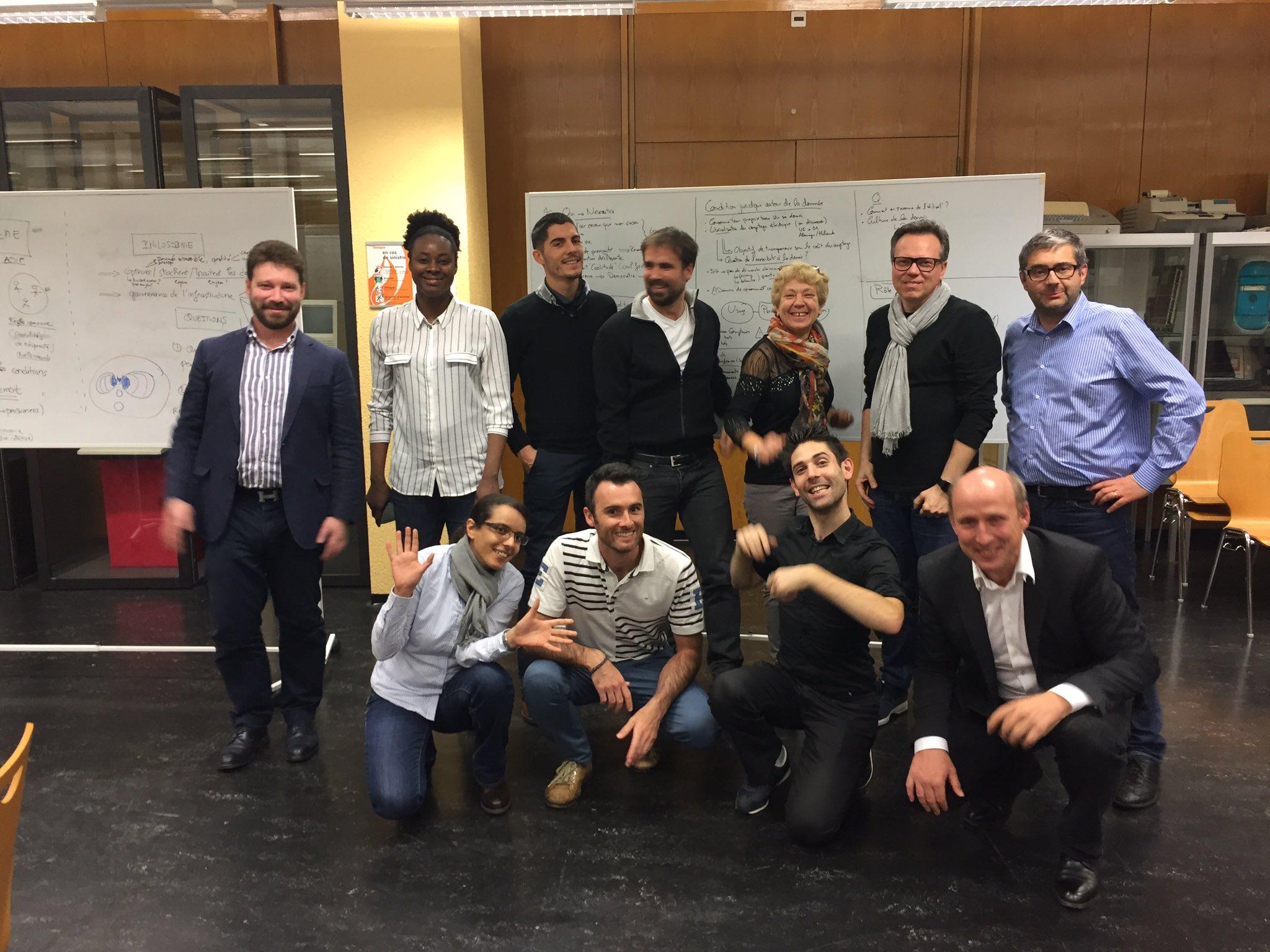 Blockchain et Énergie #UrbanEntrepreneurs @CDrevo @CallMeDaisee merci !!! https://t.co/GIHeagXrm2