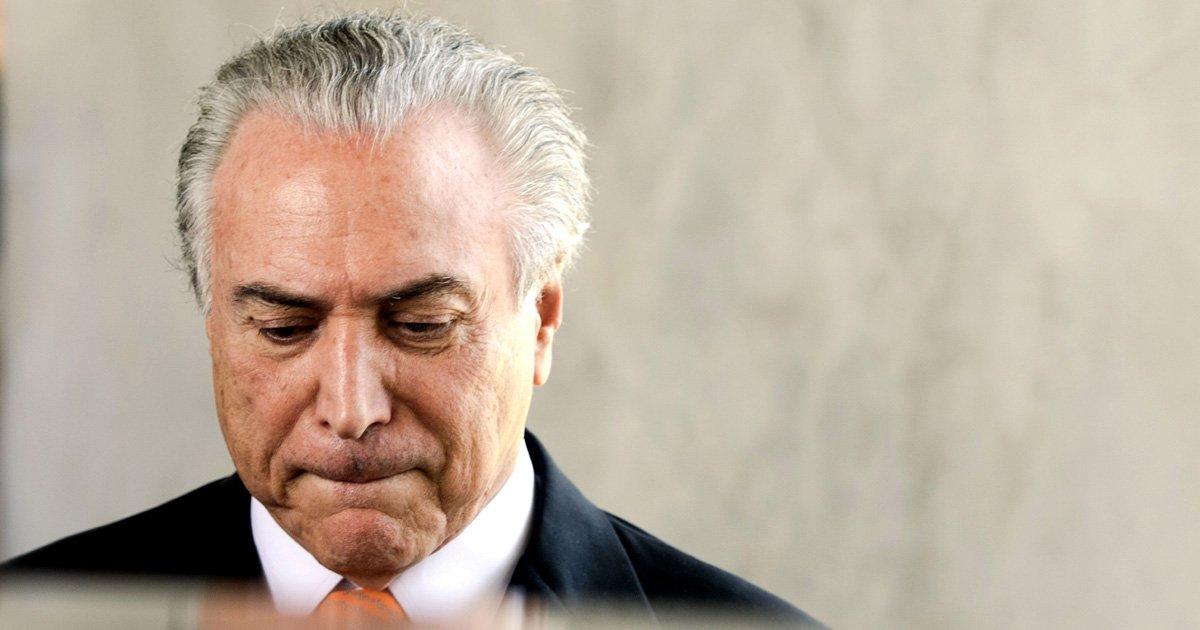 Informação de @gcamarotti: Planalto teme que ex-ministro Calero tenha gravado a conversa com Temer https://t.co/FLxkbaQi66