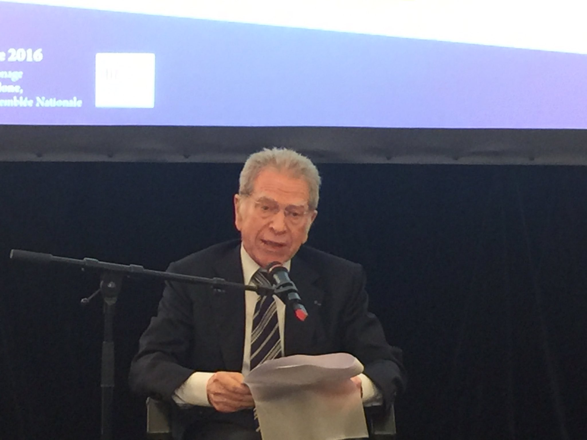 Discours Yvan Glasel président de @francemutualist à l'Assemblée Nationale pour la remise du #prixgrandtemoin #litterature https://t.co/cQiAMytbHP