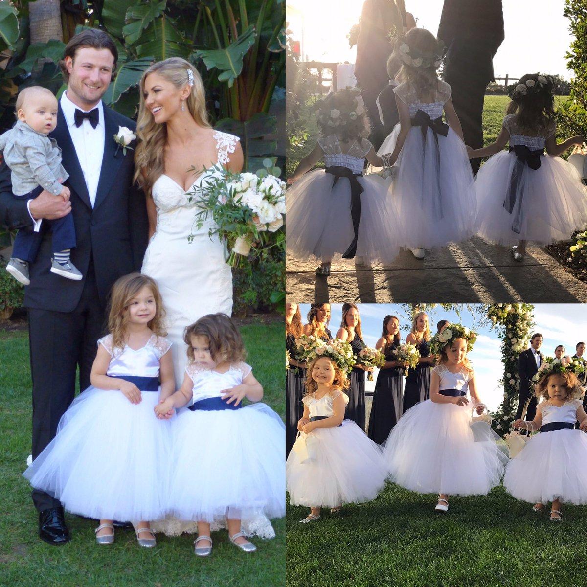 Gerrit Cole Wedding