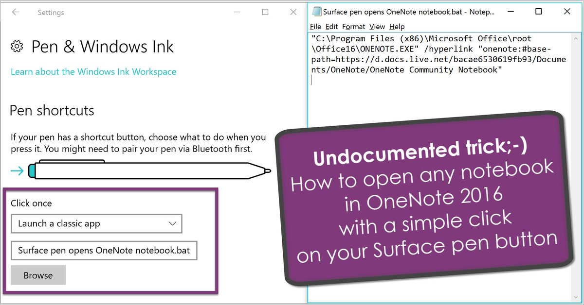 Onenote Exe Location Windows 10