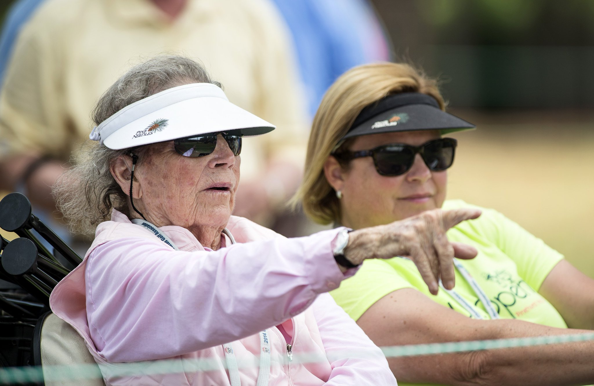 Peggy Kirk Bell, a charter member of @LPGA, has died at age 95: https://t.co/NmPb3Nx5hm @fayobserver https://t.co/WlfuH78EZr