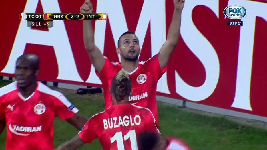HAPOEL-INTER 3-2, Pioli esordisce in Europa con una umiliante eliminazione