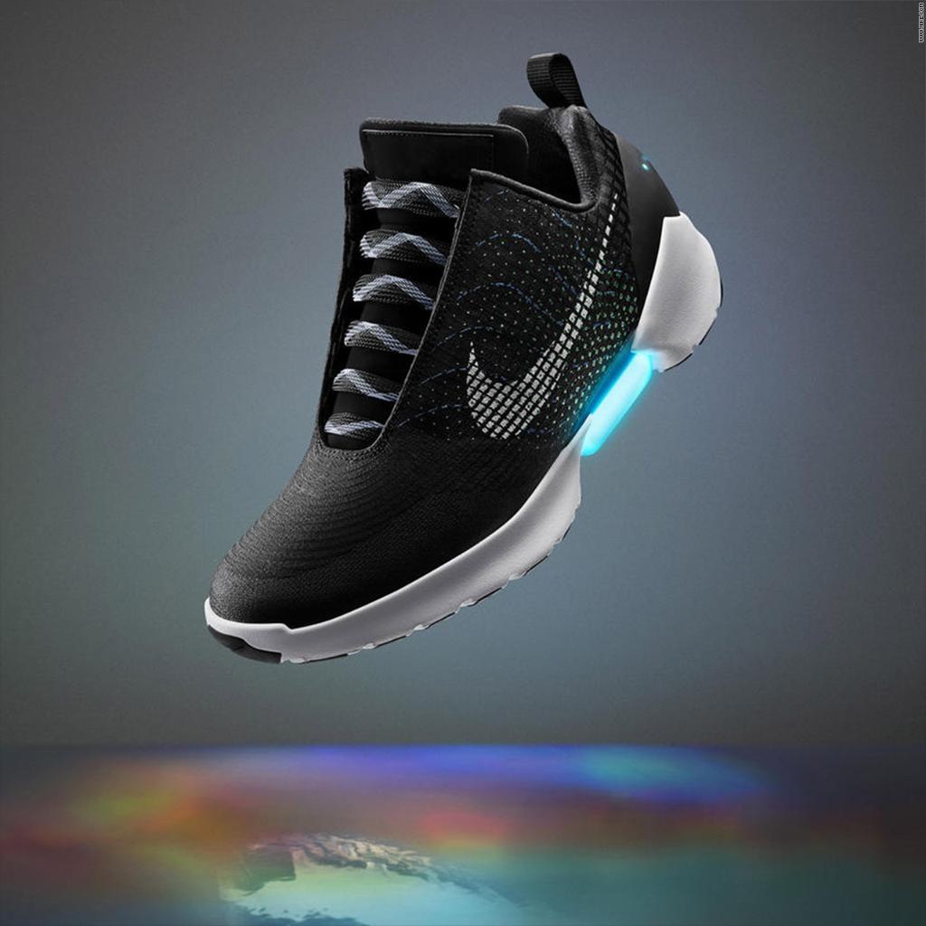 .@Nike's self-lacing HyperAdapt sneaker will cost you $720: (via @CNNMoney)