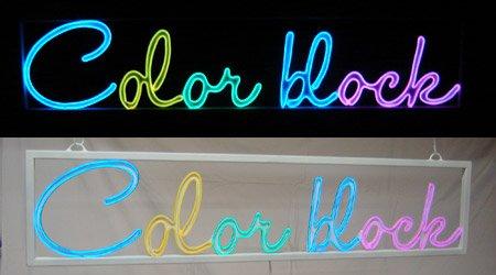 Pour vos réalisations lumineuses, où trouver des néons flexibles