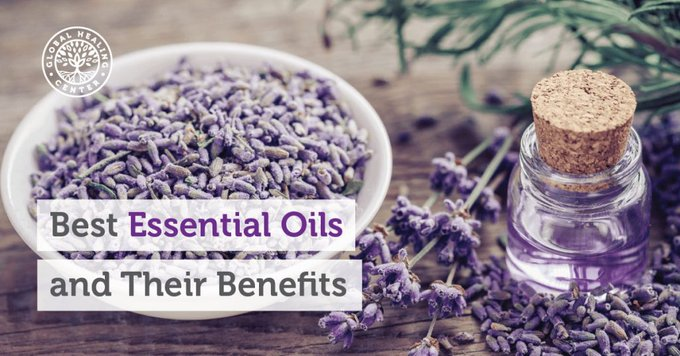 15 Best Essential Oils and Their Health Benefits