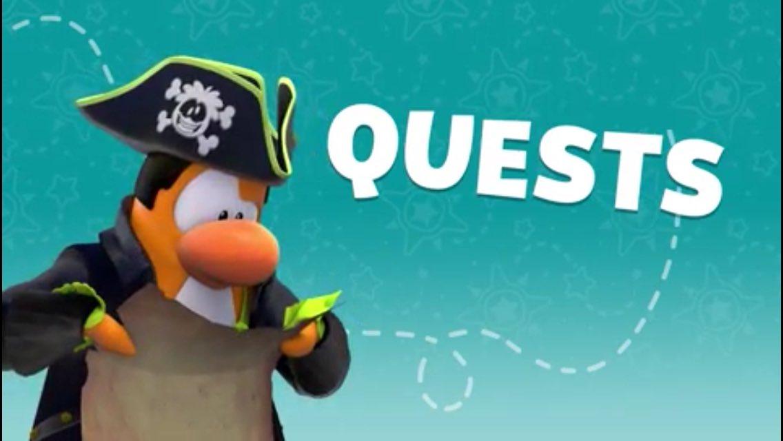 Resultado de imagem para club penguin island quests