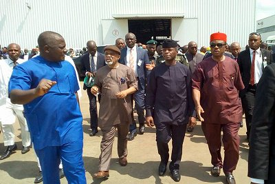 The Vice President of Nigeria, Prof Yemi Osinbajo has described Nnewi, the industrial hub of Anambra state as the focal industrial hope of the country.