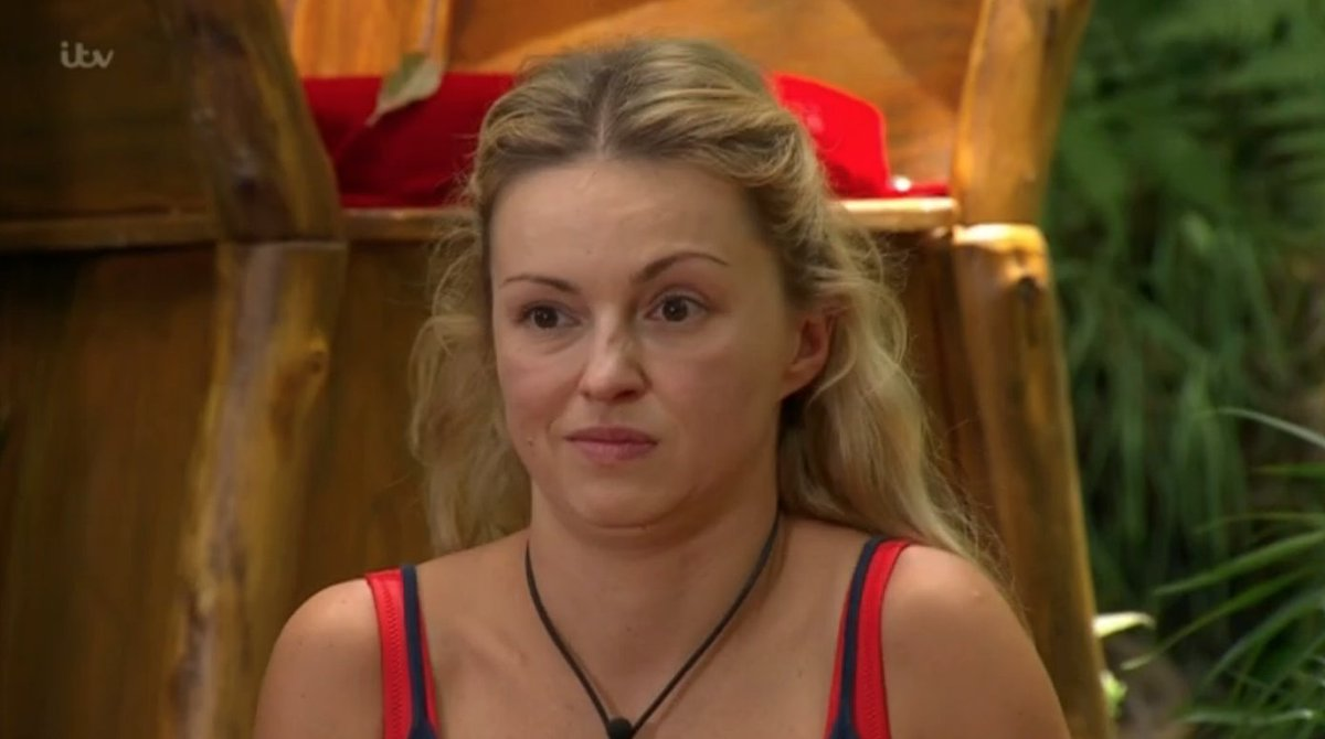 Ola just summed up everyone's reaction to Martin in 1 face. #TeamOla #imaceleb https://t.co/AIKTLMTueM
