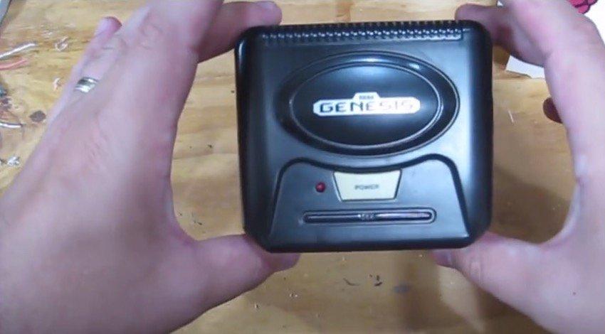 Pi mega drive case