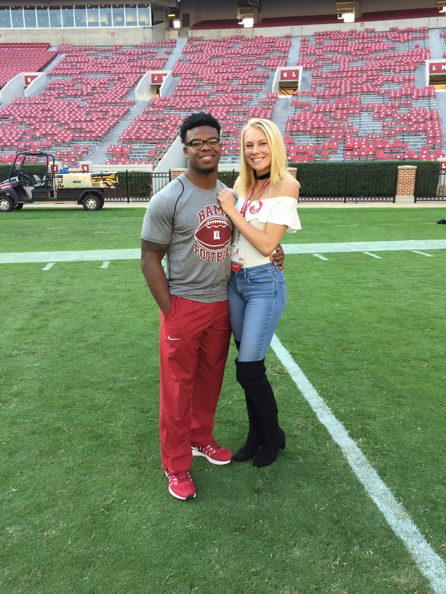 Damien Harris On Twitter The Most Supportive Loving Beautiful Girlfriend I Could Ask For Beyond Thankful For You