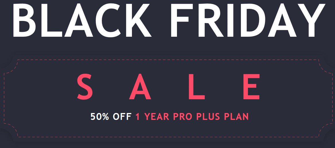 On this #BlackFridayWeekend take advantage of this special offer on @tradingview   https://t.co/iXJbD6fKV4  #trading
