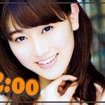 Image for the Tweet beginning: 6月6日水曜日。 欅坂46の 守屋茜 ちゃんが22:00をお知らせします。 #守屋茜