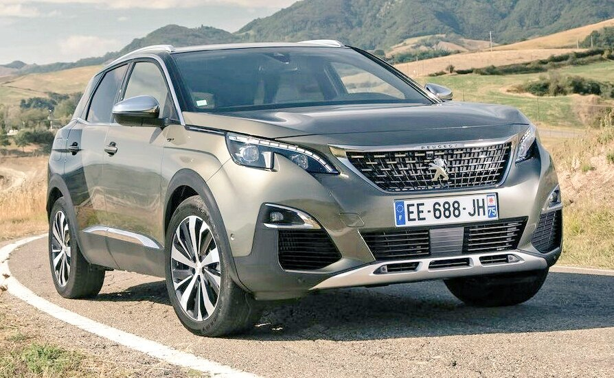 The all-new #Peugeot 3008 SUV. The GT variant is sick!