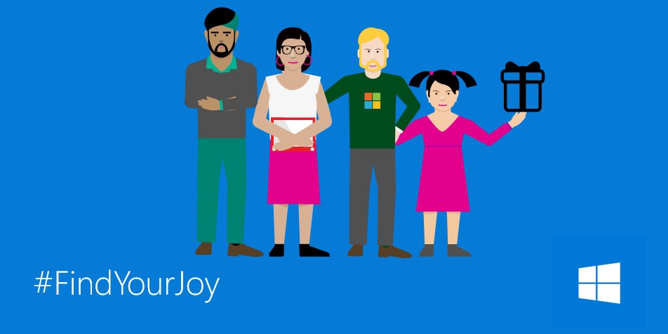 Q7. Let's get personal...What is one of your most joyous holiday memories? #FindYourJoy https://t.co/0Ecq2SBzrM