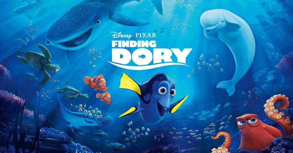نتيجة بحث الصور عن Finding Dory
