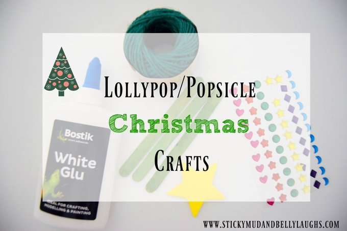 Lollypop Christmas Crafts The Kids Will Love