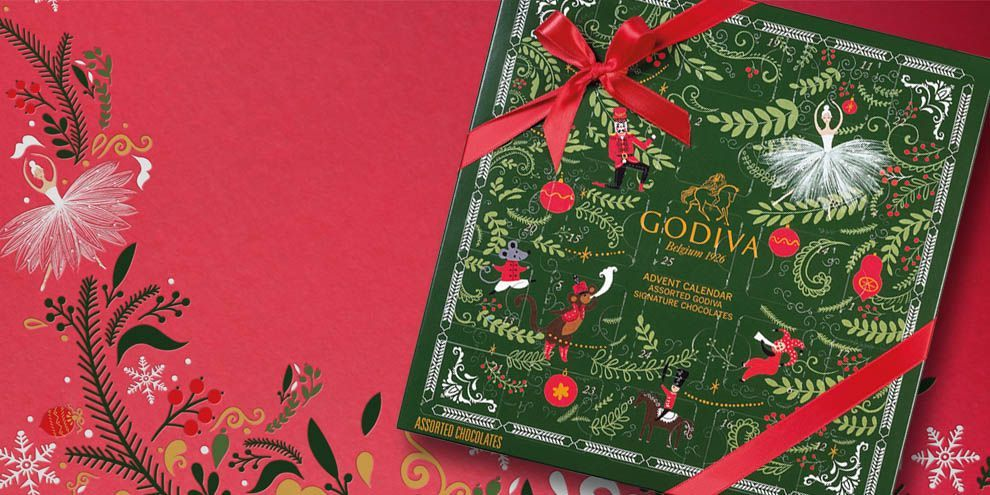 Godiva Advent Calendar.Godiva Chocolates Uk On Twitter Last Chance To Win Advent
