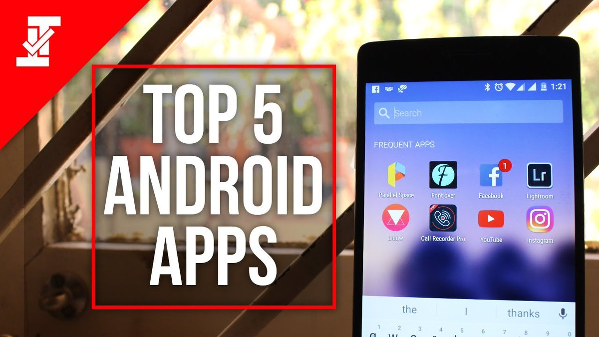 Best Android Apps For Guys