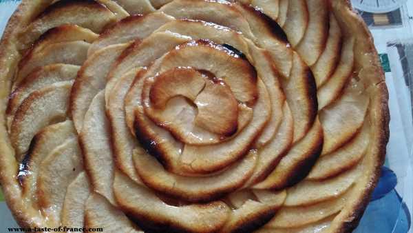 Grandmothers apple tart recipe