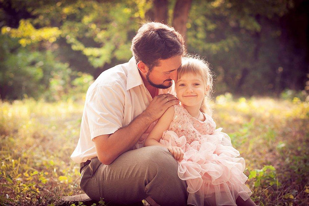 Картинки на тему отец и дочь