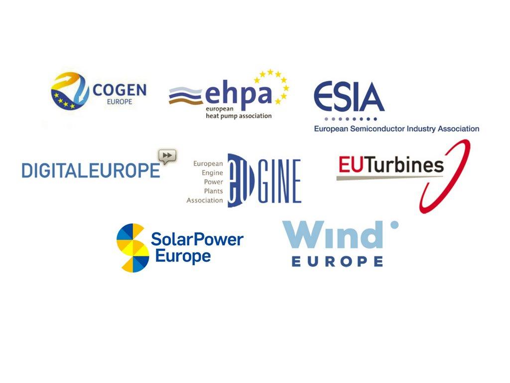 Solarpower Europe On Twitter European Industry Associations Call