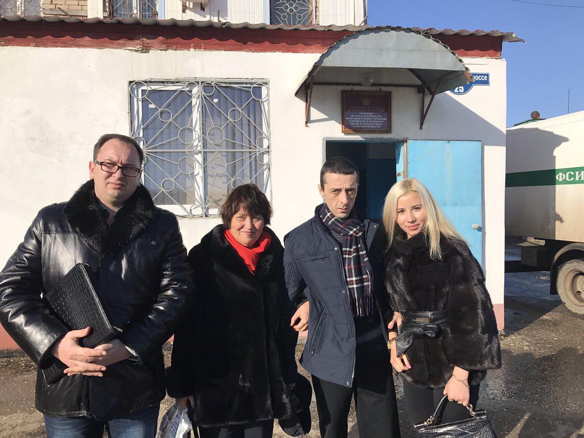 Хайсер Джемилев находится на территории Украины, - адвокат Полозов - Цензор.НЕТ 2263
