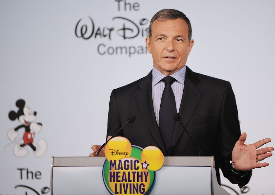 bob iger le pdg de disney se l ve 4h15 pour faire du. Black Bedroom Furniture Sets. Home Design Ideas