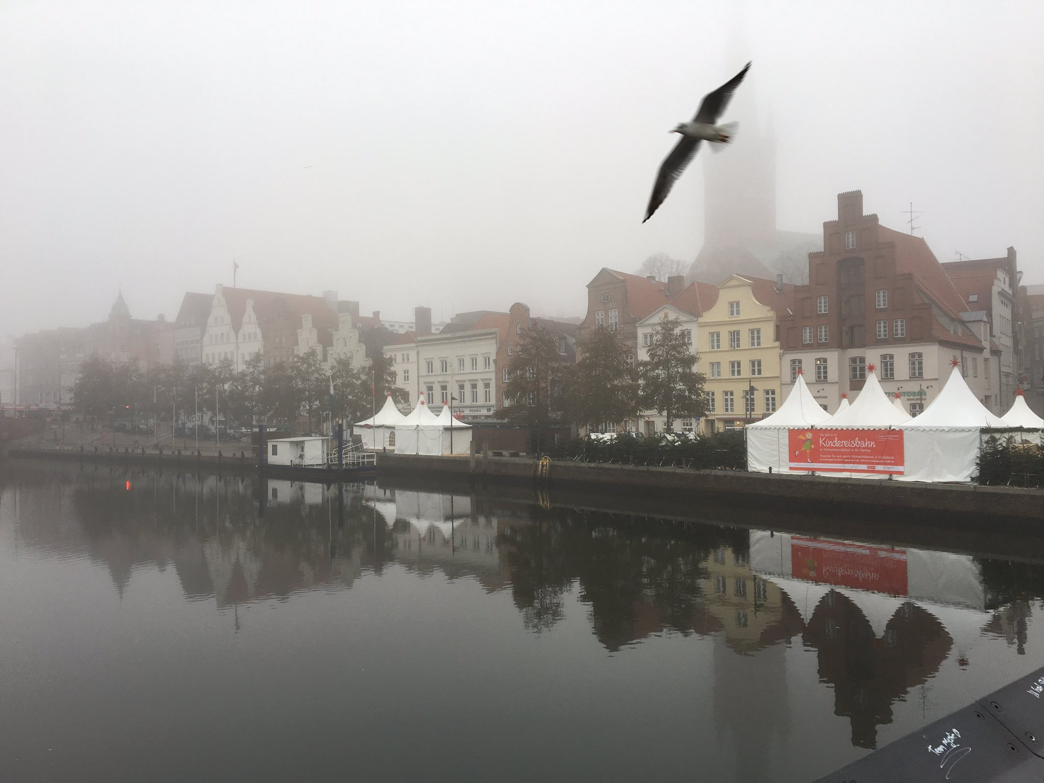 Guten Morgen Lübeck! #bchl16 https://t.co/RAQCNaMXE0