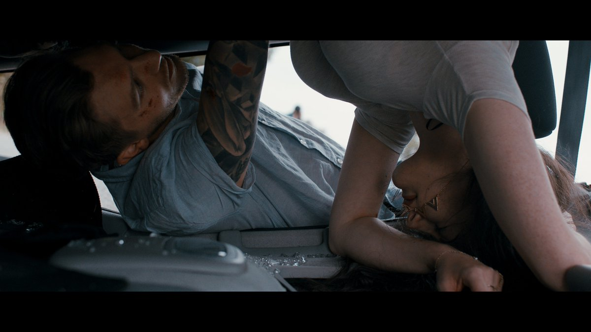 """""""Stunning new film"""" 10 minutes that could save your life. #NeverTextDrive ) https://t.co/VKYqIqVLDq https://t.co/fgrVrPmHzo"""