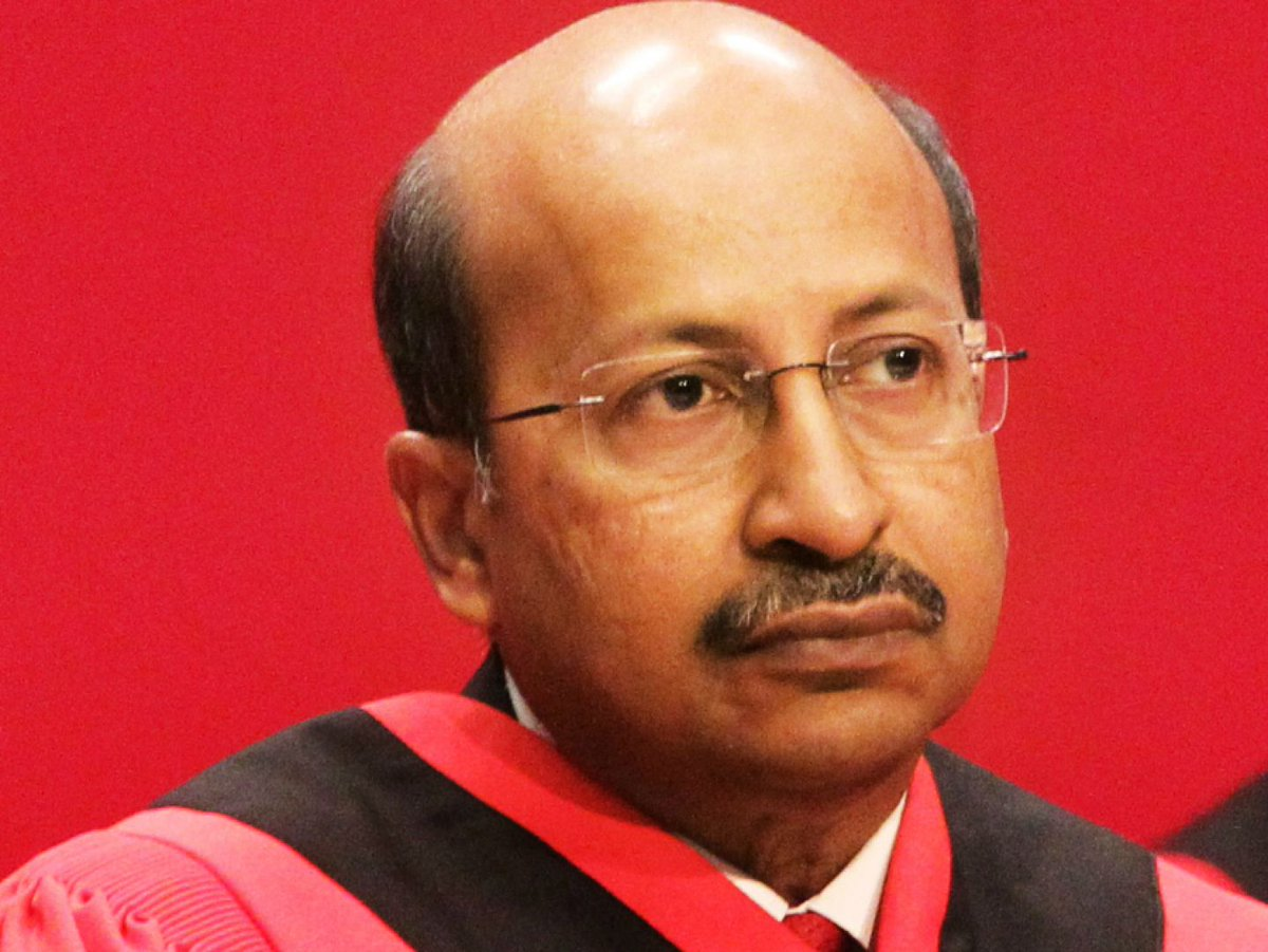 Criminal bar lauds outgoing A-G V K Rajah's strong sense of fair play https://t.co/wzjVol02z6