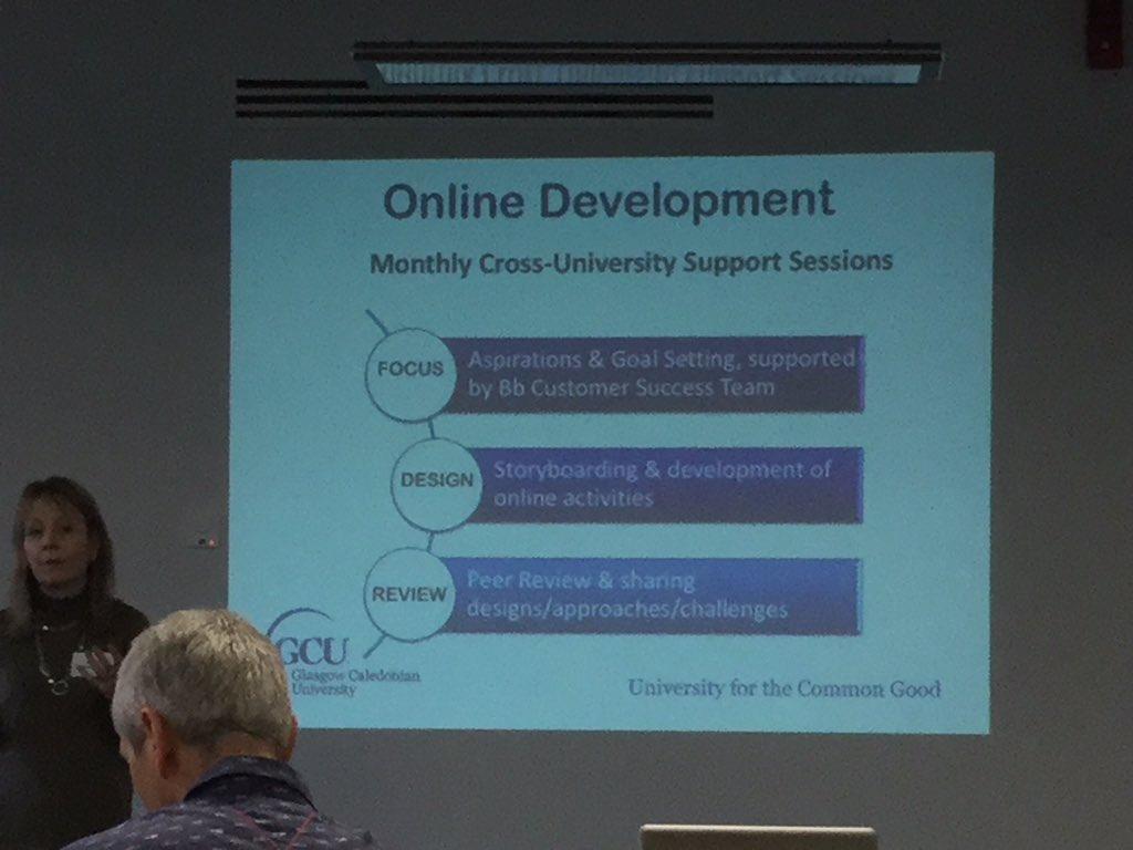 Monthly cross-university meetings were key to successful online development #LDCIN https://t.co/0LwIXFDBu9