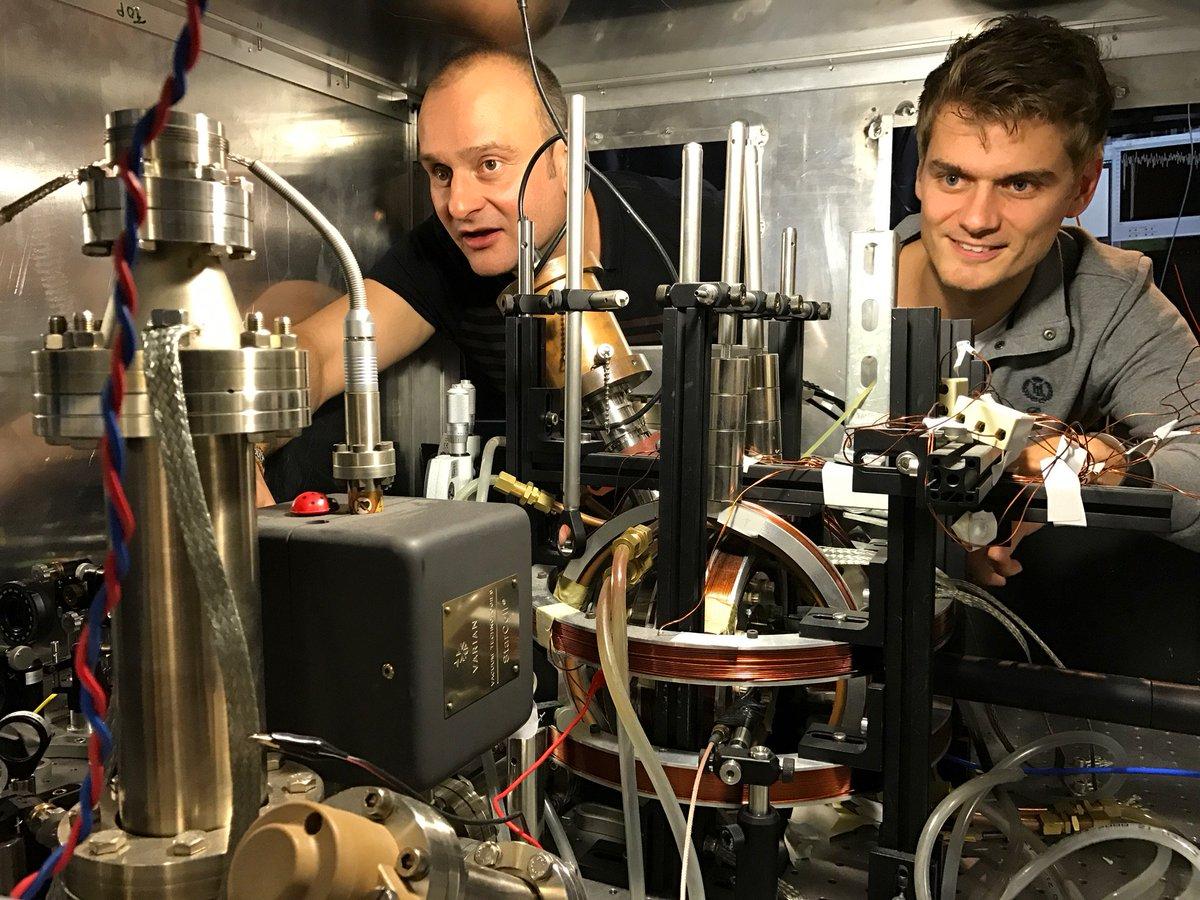 As a boy, Sussex Quantum Technologies... - University of ...