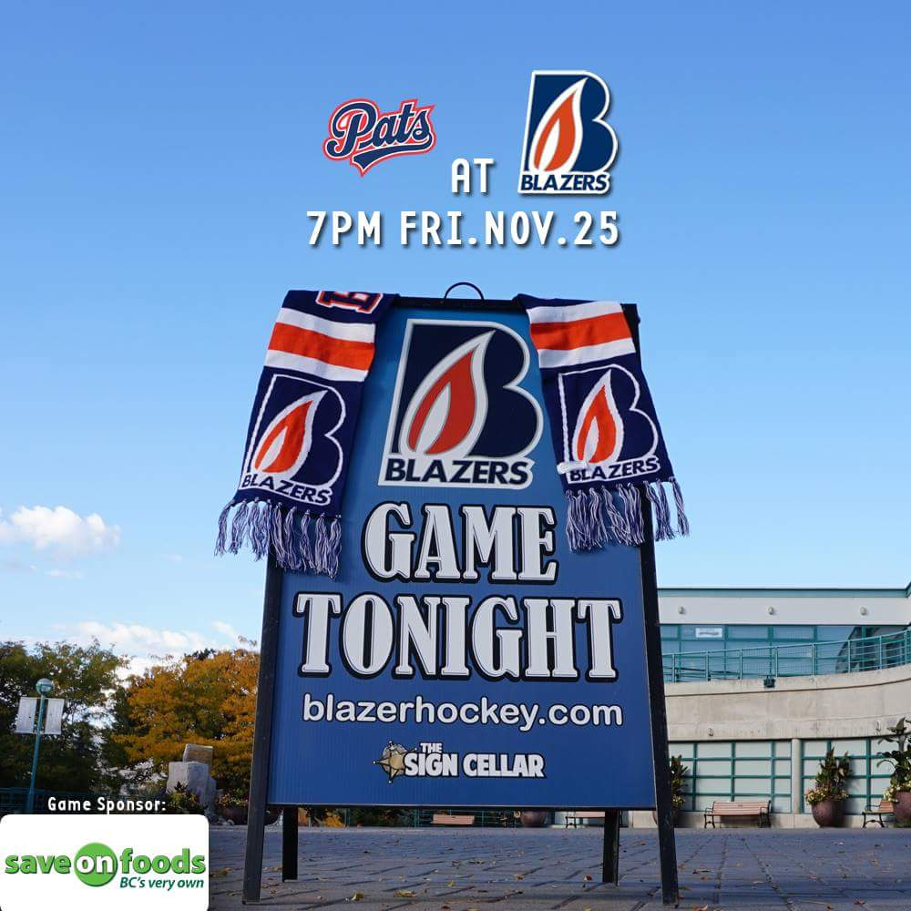 Kamloops Blazers (@blazerhockey)