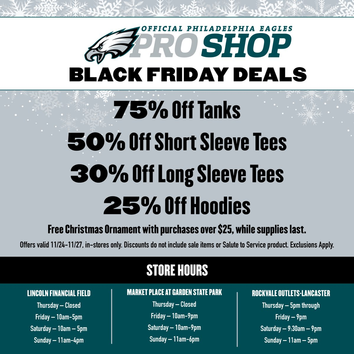 Eagles Pro Shop - Lancaster, Pennsylvania - Rockvale Outlets Store location, hours, contacts Eagles Pro Shop store or outlet store located in Lancaster, Pennsylvania - Rockvale Outlets location, address: 35 South Willowdale Drive, Lancaster, Pennsylvania - PA /5(1).