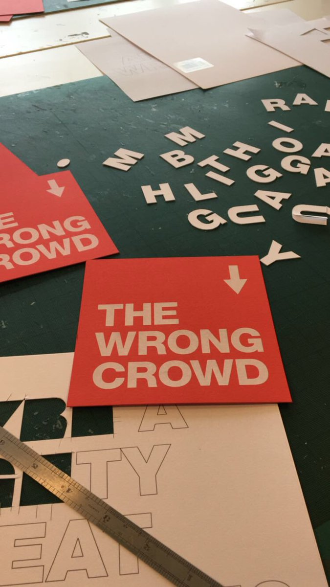 The Wrong Crowd (@inthewrongcrowd) | Twitter