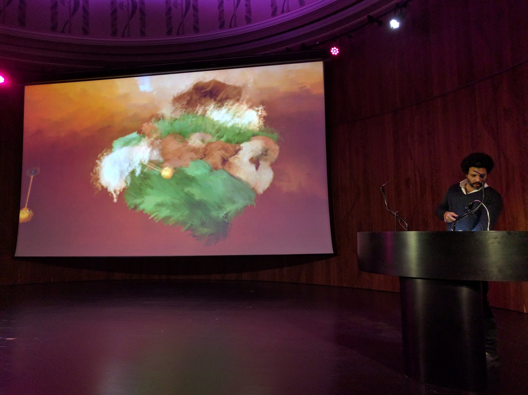 dreams ps4 parallel worlds game design conference preview