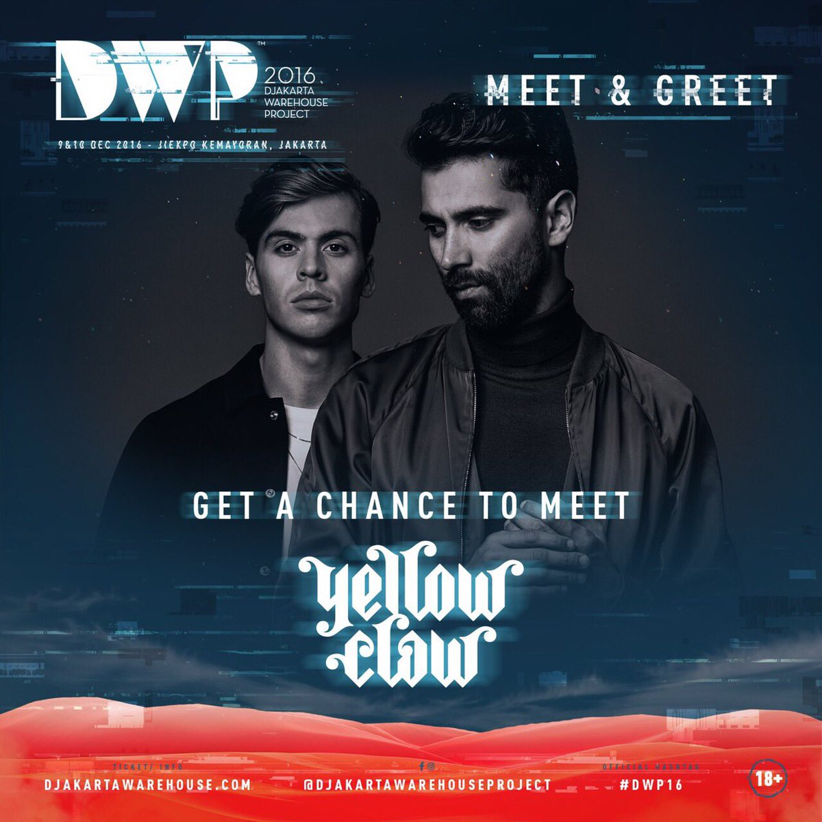 Djakarta Warehouse Project On Twitter Want To Get The Chance To