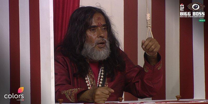 बिग बॉस 10 एपिसोड रिव्यू : स्वामी जी ने घर में किया तांडव, सभी घरवाले हुए परेशान !