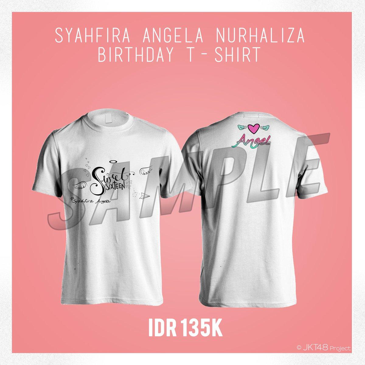 Desain t shirt jkt48 - Design Birthday T Shirt S_angeljkt48 M_desyjkt48 Pic Twitter Com Sdyk1pwa97