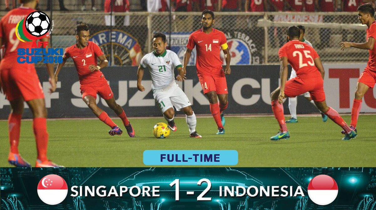 Video: Singapore vs Indonesia