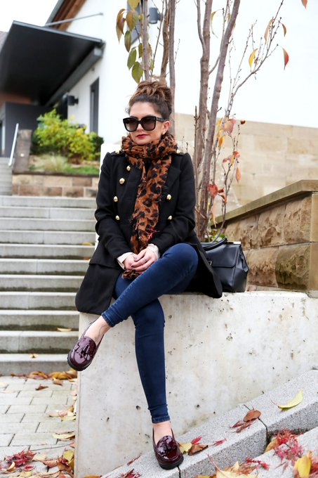 outfit: fall colors