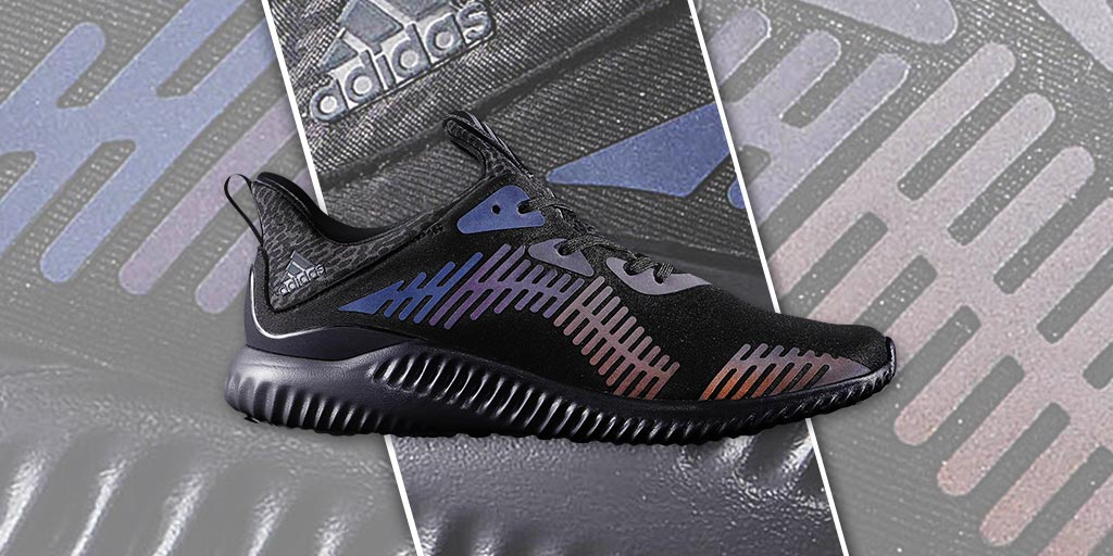 Shine a light on your standout style with the iridescent Alphabounce Xeno.  Available today. 2cb97e37c141