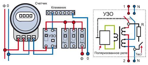Схемы подключения инфракрасные обогреватели
