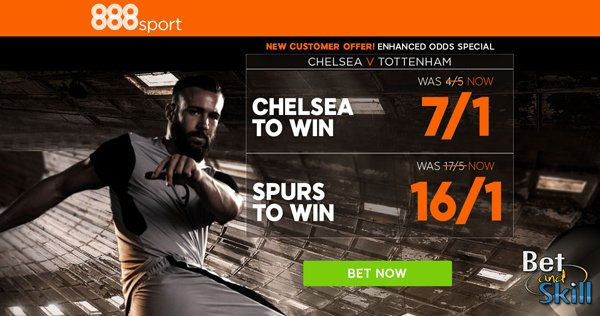 Price boosts at 888sport