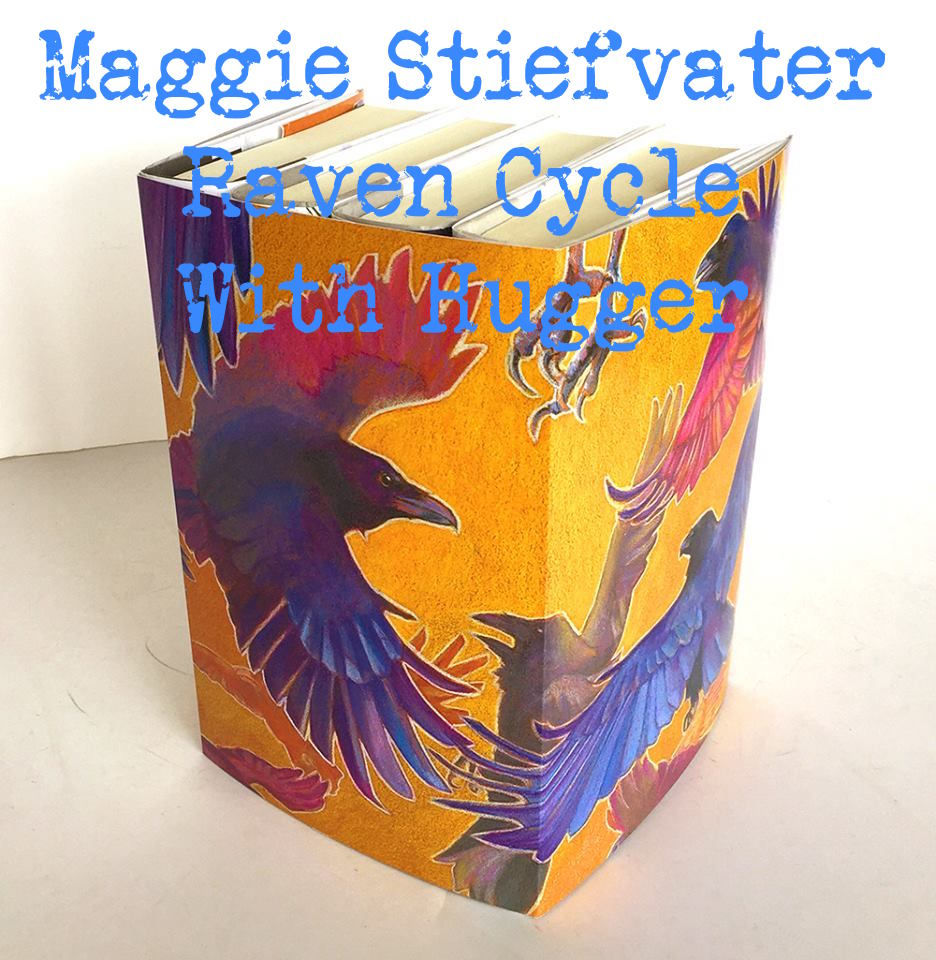 Attention @mstiefvater fans: Raven Cycle with Hugger is now available with one click. https://t.co/9Mpbj5IGT7 https://t.co/70X15gTYlB
