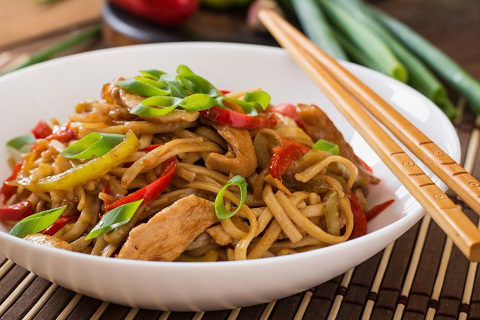 Slow Cooked Frugal Japanese Turkey Noodles