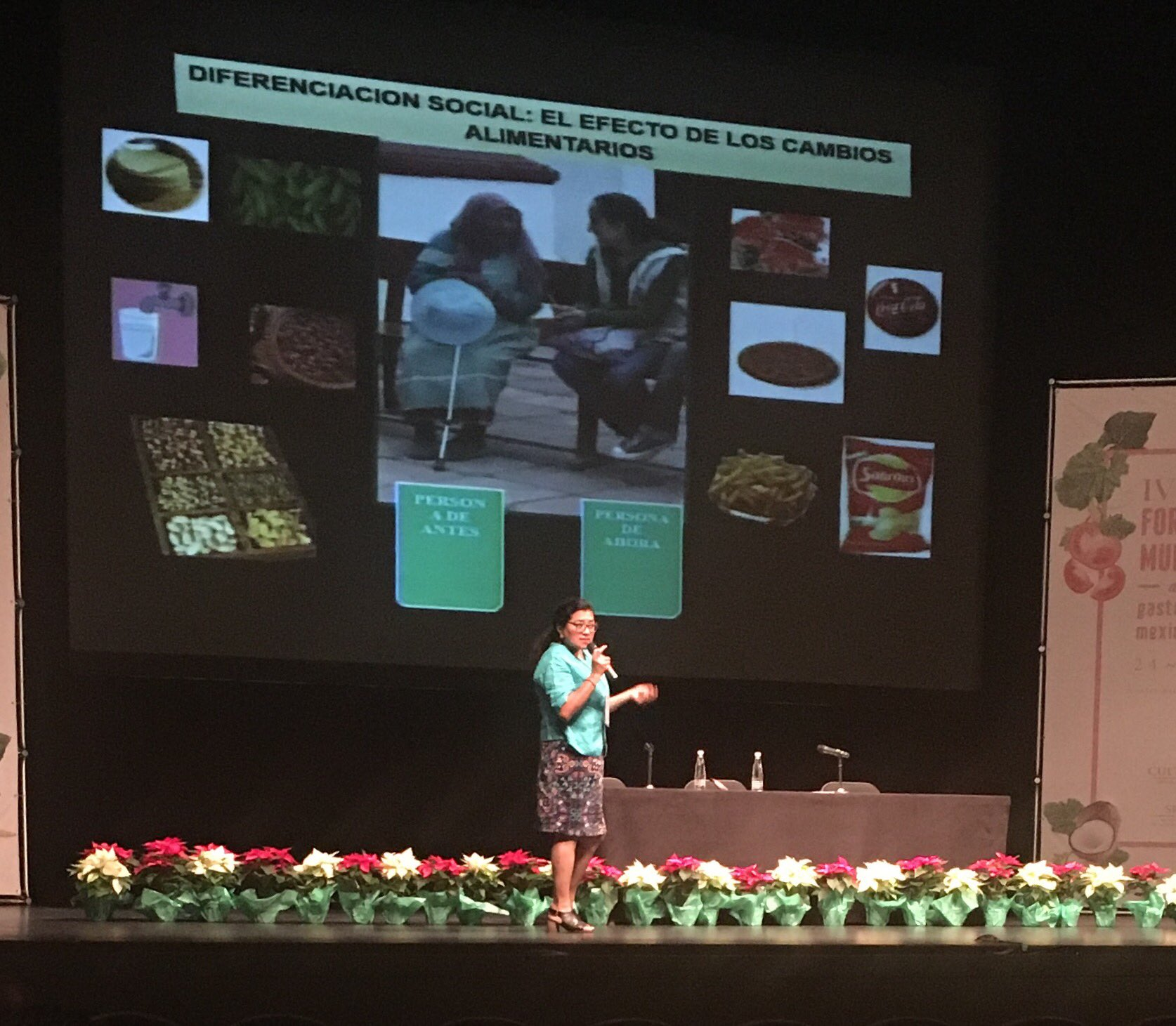 Cambios alimentarios: alimentación de antes/alimentación de ahora: hay que valorar los alimentos tradicionales #FMGM16 https://t.co/mrBavSnsHN