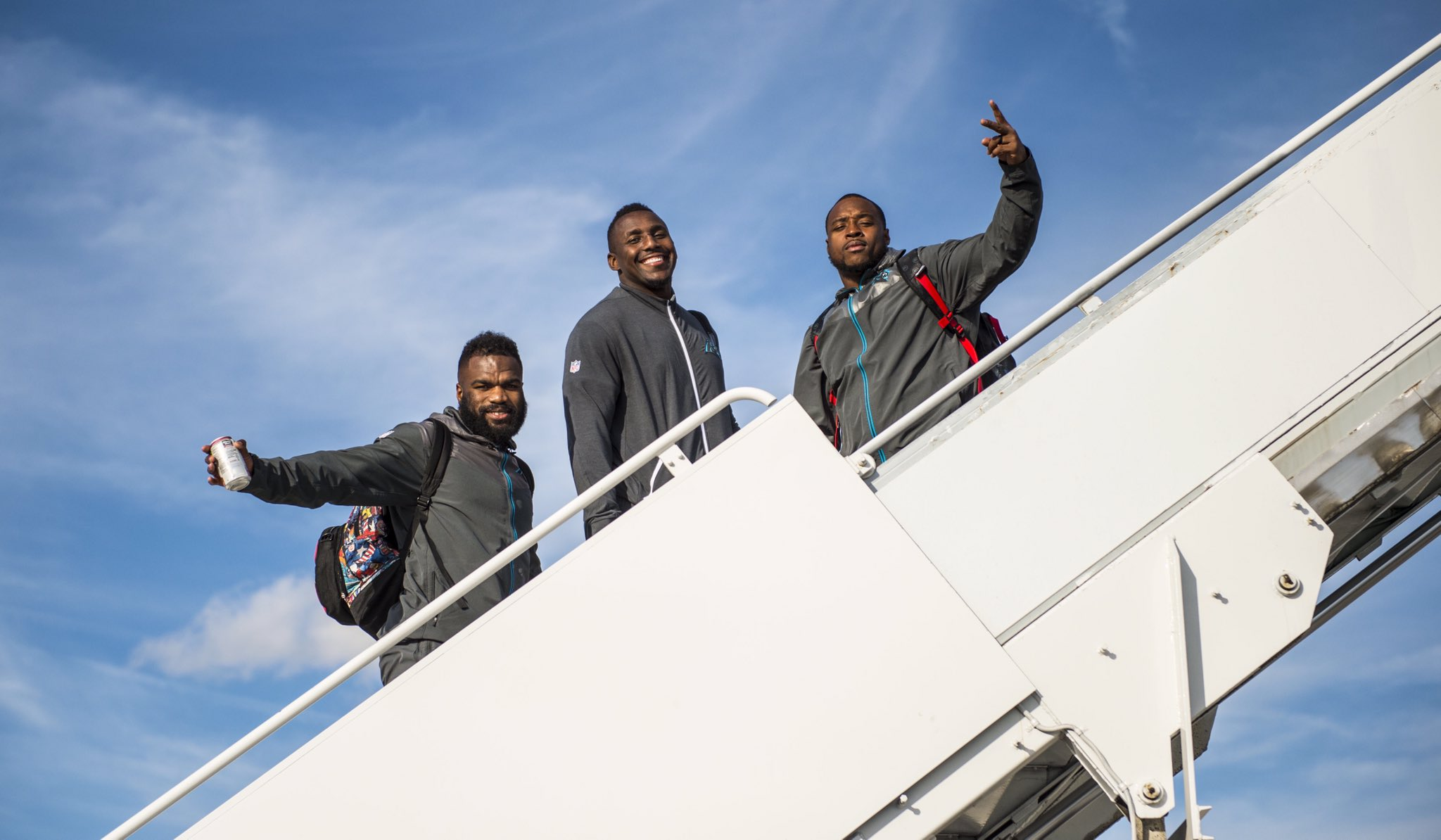 On to Oakland! #KeepPounding https://t.co/O4HJHX4XC2